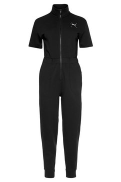 puma jerseyjurk »nu-tility jumpsuit« zwart