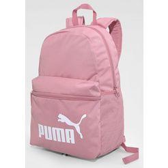 puma sportrugzak »phase backpack« roze