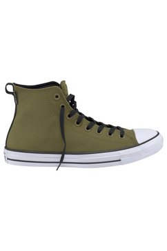 converse sneakers »chuck taylor all star hi« groen