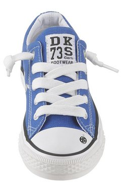 dockers by gerli slip-on sneakers blauw