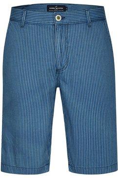 daniel hechter dh-eco modern fit-bermuda blauw