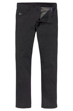 mercedes benz x tommy hilfiger straight jeans »2 mb straight denton« zwart