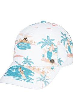 roxy baseballcap »sun is shining« wit