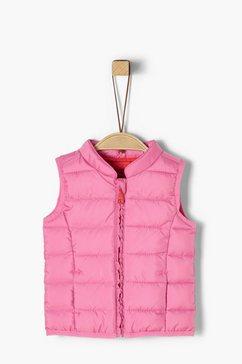 s.oliver bodywarmer roze
