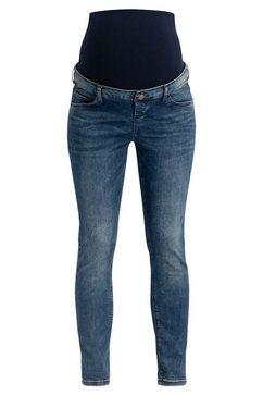 esprit maternity boyfriend jeans blauw