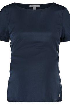 esprit maternity blouse blauw
