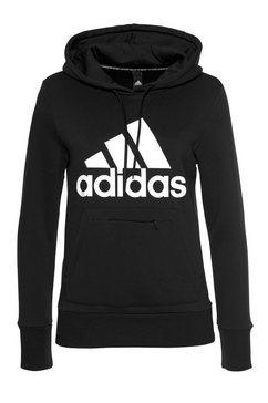 adidas performance hoodie zwart