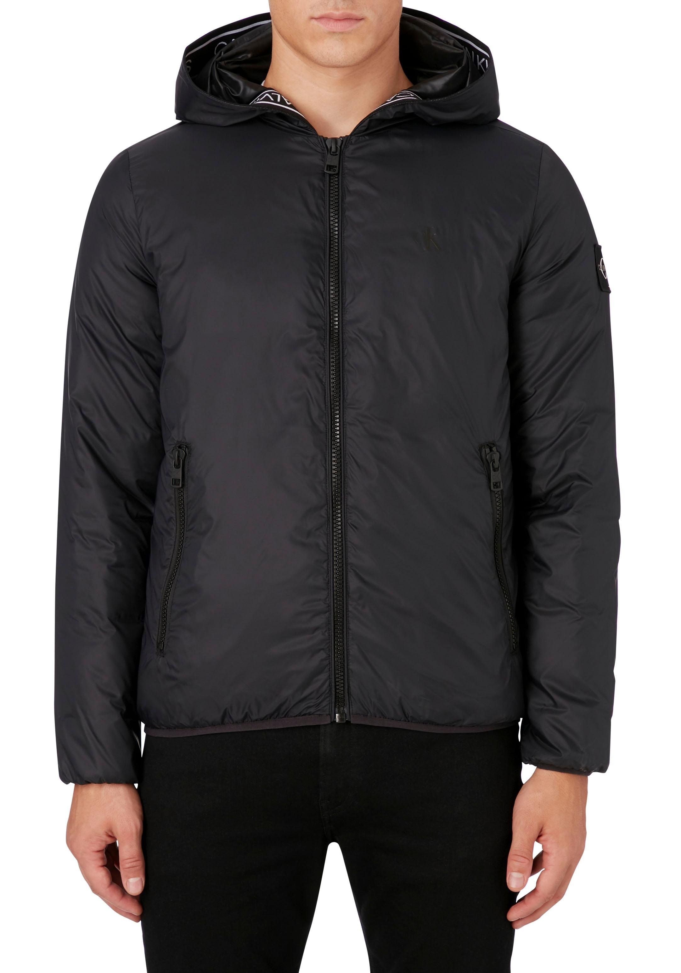Calvin Klein gewatteerde jas »LOGO PADDED JACKET« online kopen op otto.nl