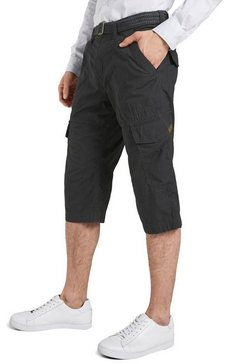 tom tailor cargobermuda zwart