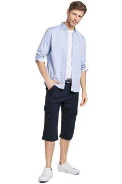 tom tailor cargobermuda blauw