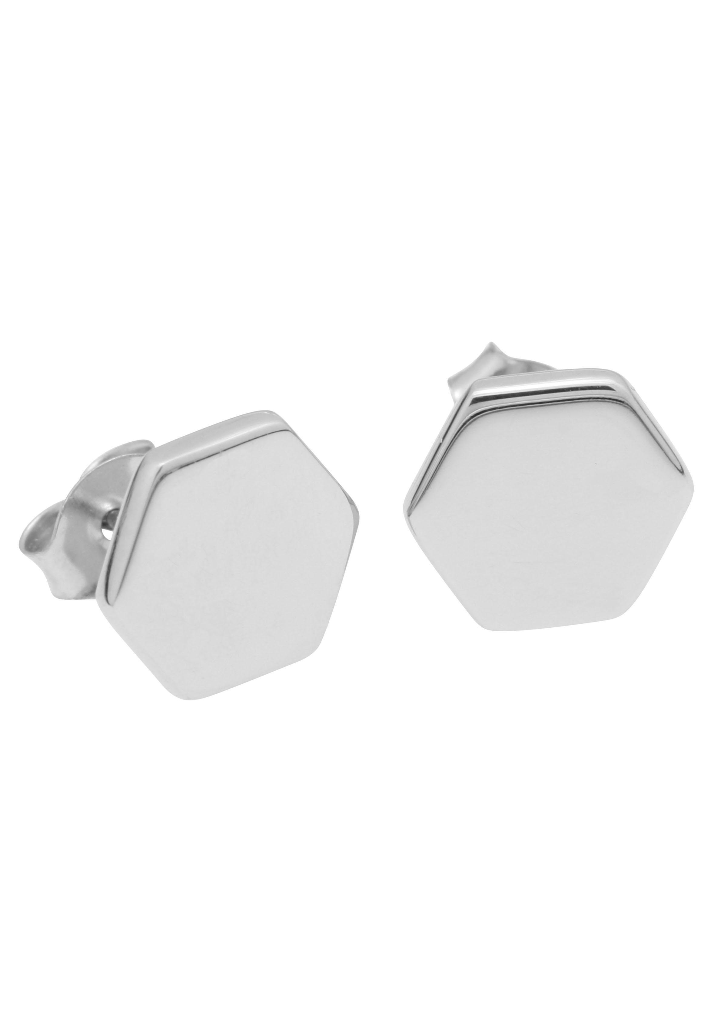 Op zoek naar een Firetti oorstekers »Sechseck, geometrisch, Glanz, massiv«? Koop online bij OTTO