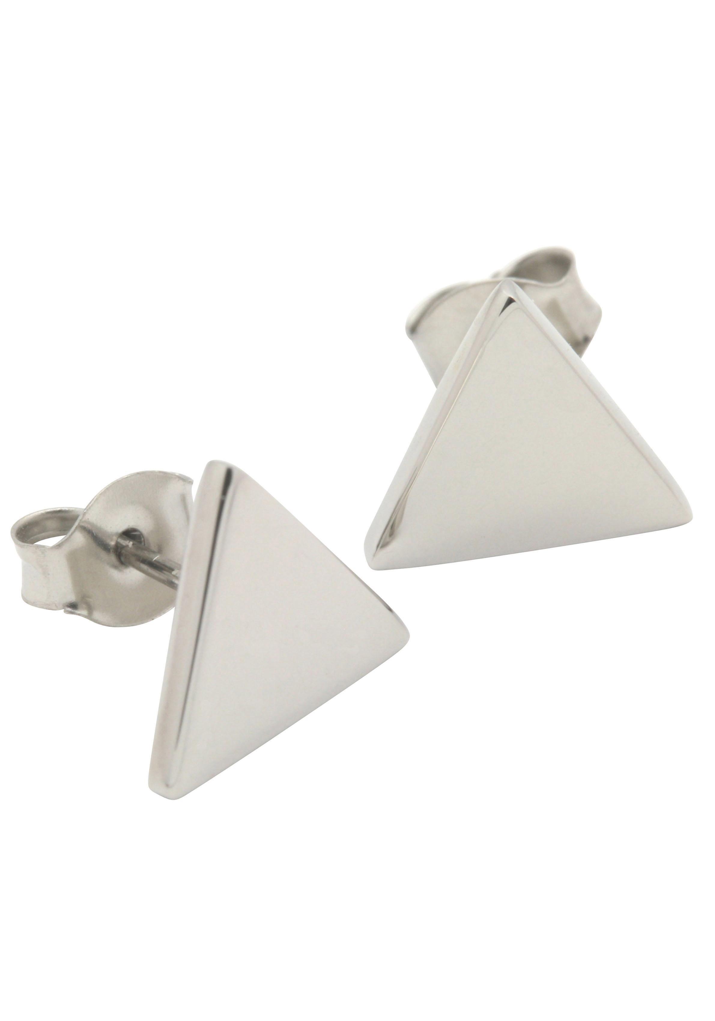 Op zoek naar een Firetti oorstekers »Dreieck, geometrische Form, glänzend, massiv«? Koop online bij OTTO