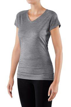 falke t-shirt grijs