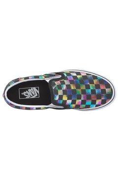 vans sneakers »checkerboard slip-on« multicolor