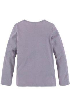 disney frozen shirt met lange mouwen »believe in the journey« paars