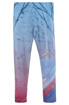 disney frozen legging »life your truth« blauw