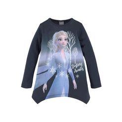disney frozen shirt met lange mouwen »destiny awaits« blauw