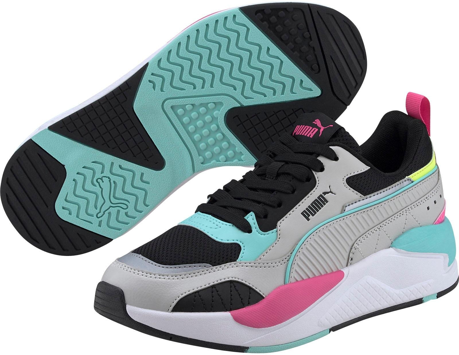 PUMA plateausneakers »X-Ray 2 Square« nu online bestellen