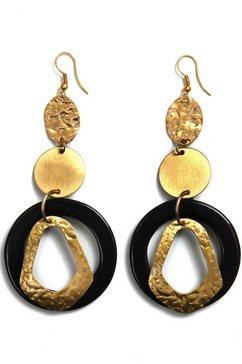 collezione alessandro oorhangers »o2731-f01-101« zwart