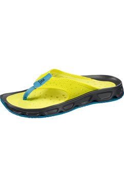 salomon teenslippers »rx break 4.0« geel