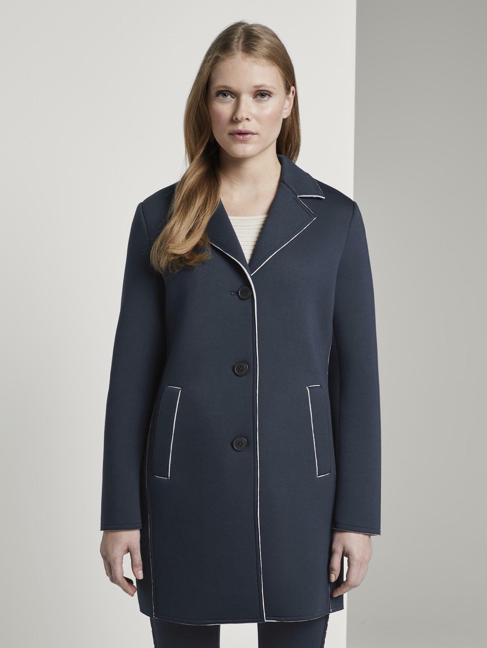 TOM TAILOR lang jack »Sommerlicher Mantel« bestellen: 30 dagen bedenktijd