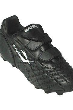 mirak voetbalschoenen »forward jungen fussball-schuhe mit klettverschluss, stollen zum schrauben« zwart
