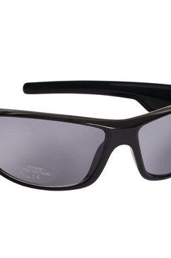 trespass zonnebril »unisex anti virus mit getoenten glaesern« zwart