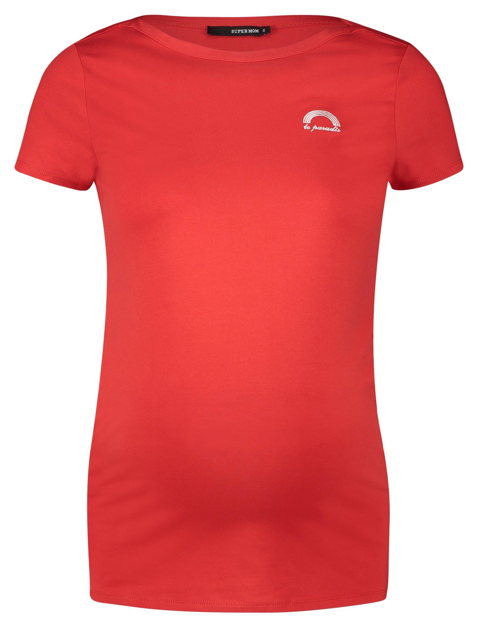 Supermom t-shirt »Embroidery« nu online bestellen