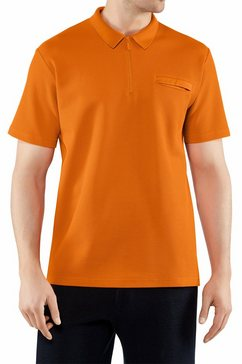 falke poloshirt »polo-shirt« oranje