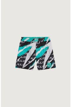 o'neill zwemshort »teardown swim shorts« multicolor