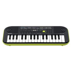 casio mini-keyboard sa-46 zwart