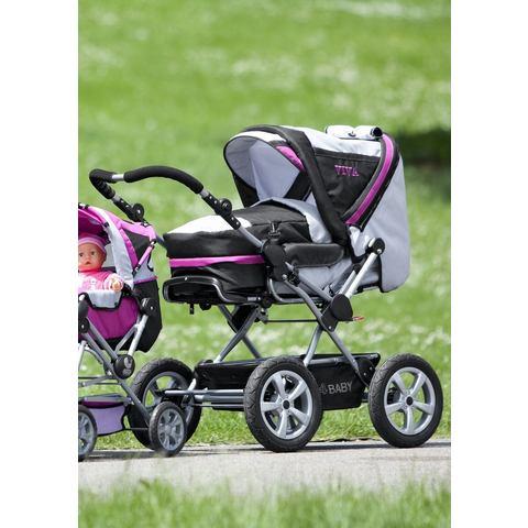 CHIC 2000 Combi-kinderwagen met voetrem