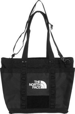 the north face tas »explore utility tote« zwart