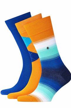 burlington sokken multicolor