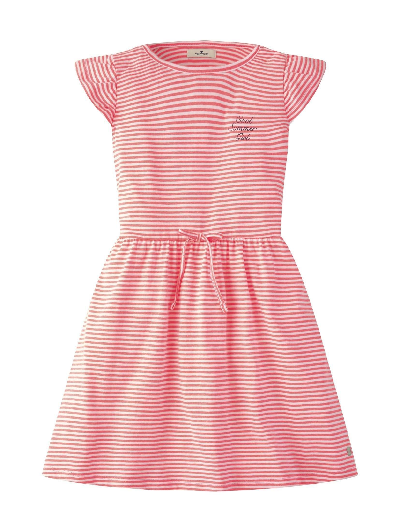 TOM TAILOR tricotjurk »Gestreepte jurk« voordelig en veilig online kopen