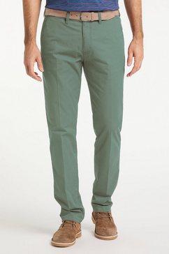 pioneer authentic jeans flatfront broek robert groen