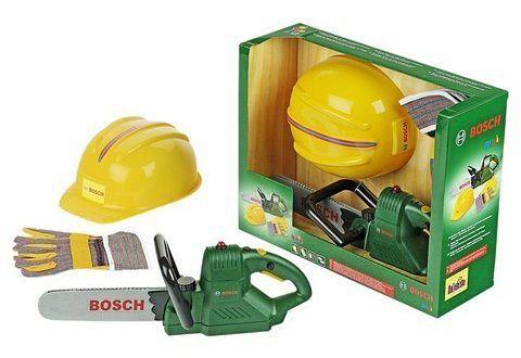 Kettingzaagset, klein, 'Bosch mini'