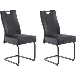 hela stoel »erika s« zwart