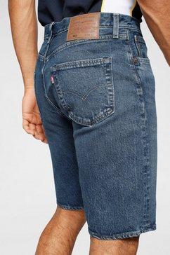 levi's jeansshort blauw