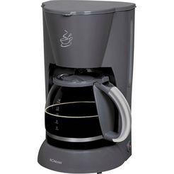 bomann »ka 183 cb« filterkoffieapparaat grijs