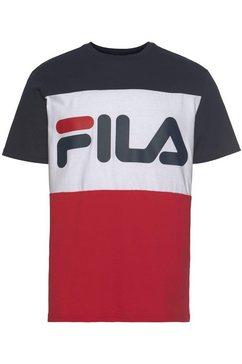 fila t-shirt »day tee« blauw