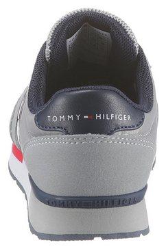 tommy hilfiger sneakers grijs