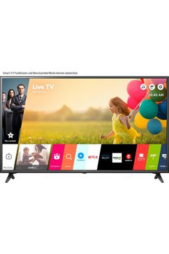 lg 55um7050plc led-televisie (139 cm - (55 inch), 4k ultra hd, smart-tv zwart