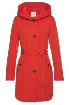 s.oliver trenchcoat rood