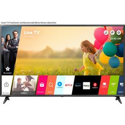 lg 65um7050pla led-televisie (164 cm - (65 inch), 4k ultra hd, smart-tv schwarz