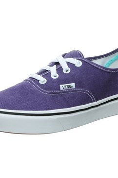 vans sneakers »comfycush authentic« paars