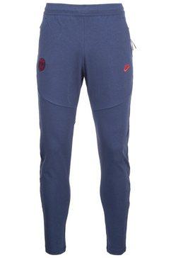 nike trainingsbroek »paris st.-germain tech pack« blauw