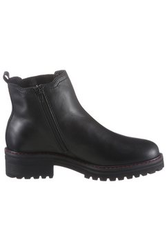 jana chelsea-boots »brake« zwart
