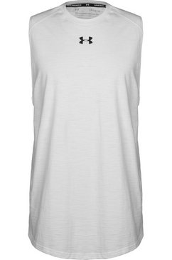 under armour tennisshirt »charged cotton« wit