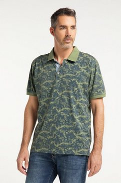 pioneer authentic jeans polo oversized groen